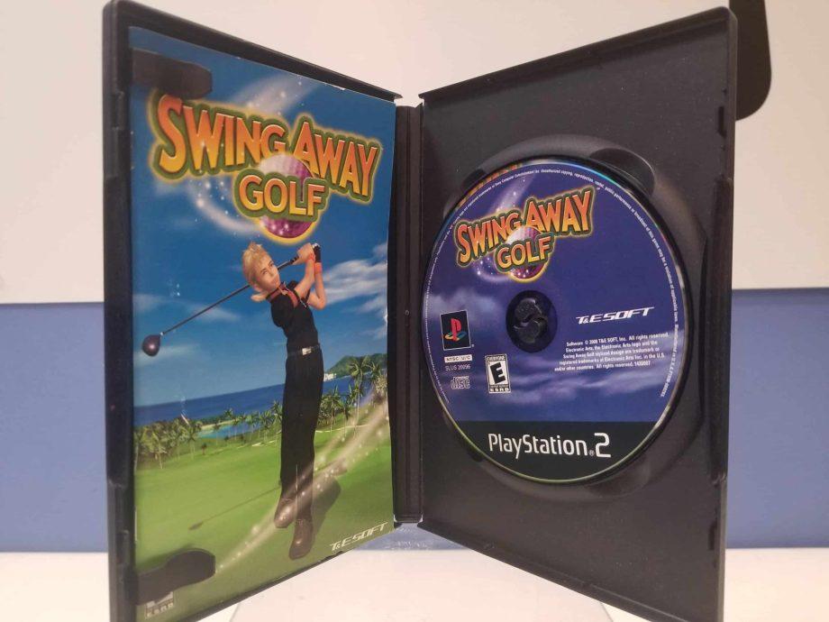 Swing Away Golf Disc