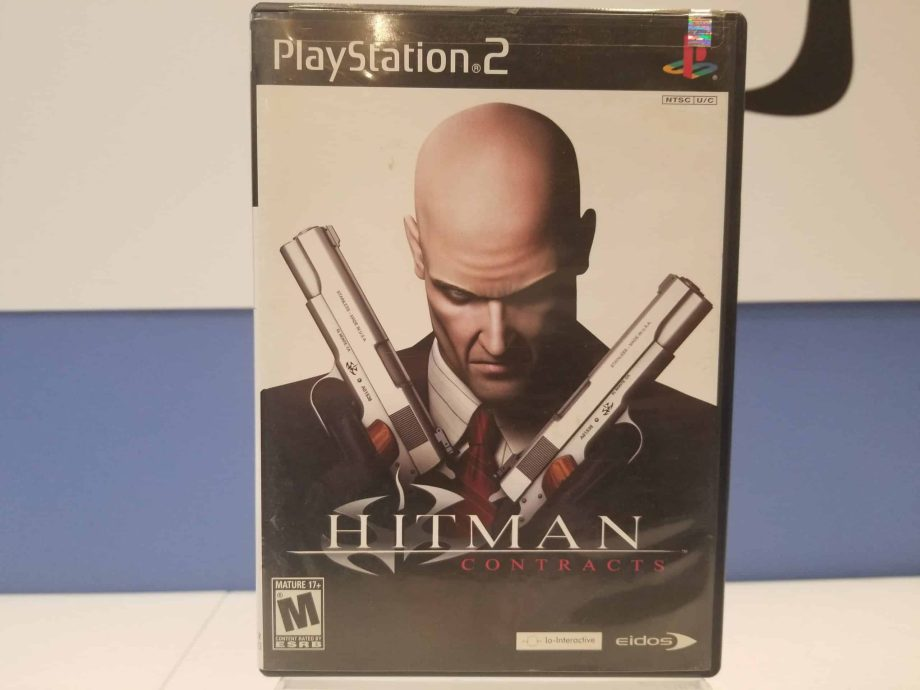 Hitman Contracts Front