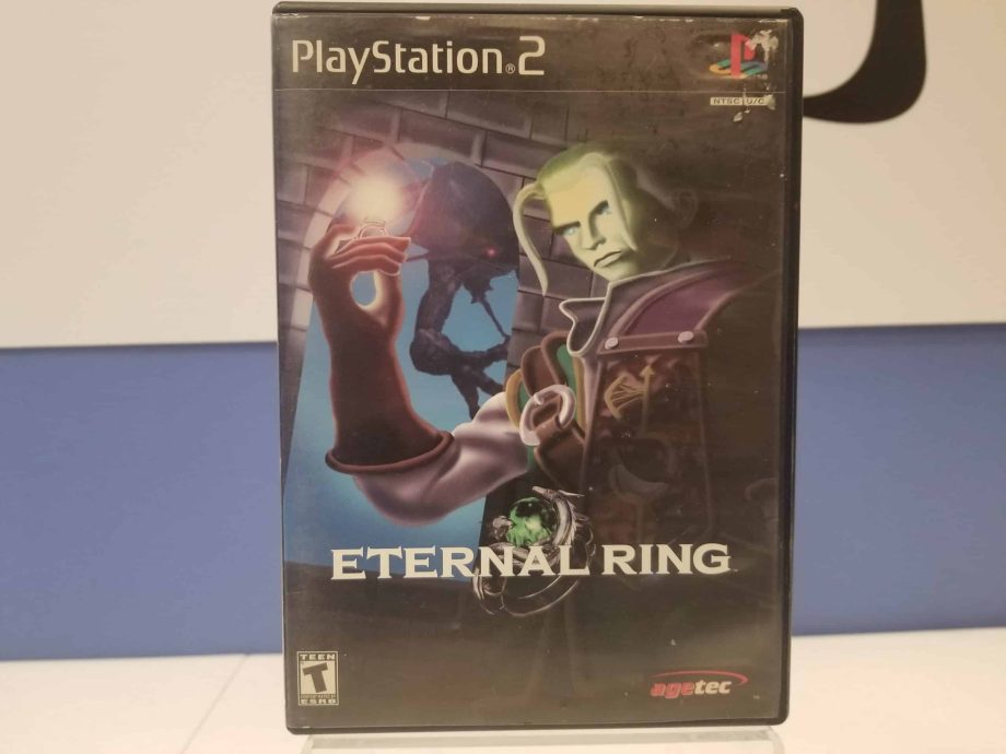 Eternal Ring Front