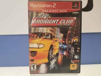 Midnight Club Street Racing Front