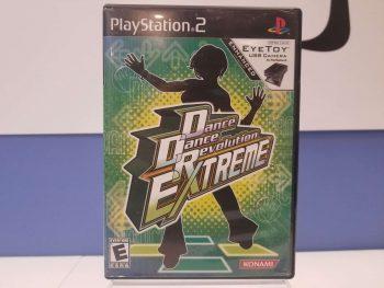 Dance Dance Revolution Extreme Front