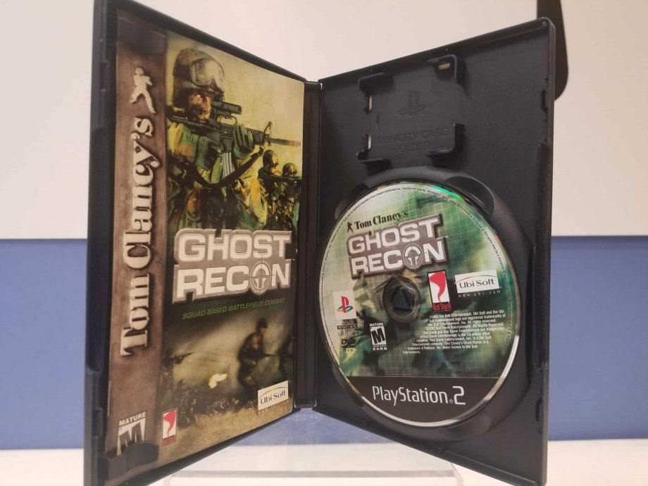 Tom Clancy's Ghost Recon Disc