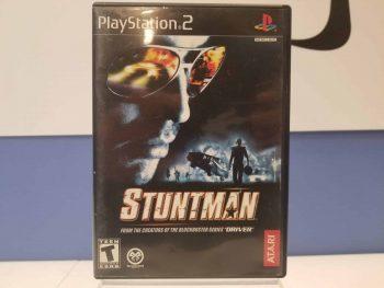Stuntman Front