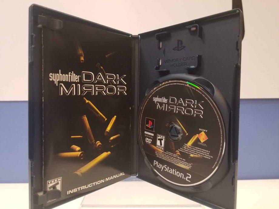 Syphon Filter Dark Mirror Disc