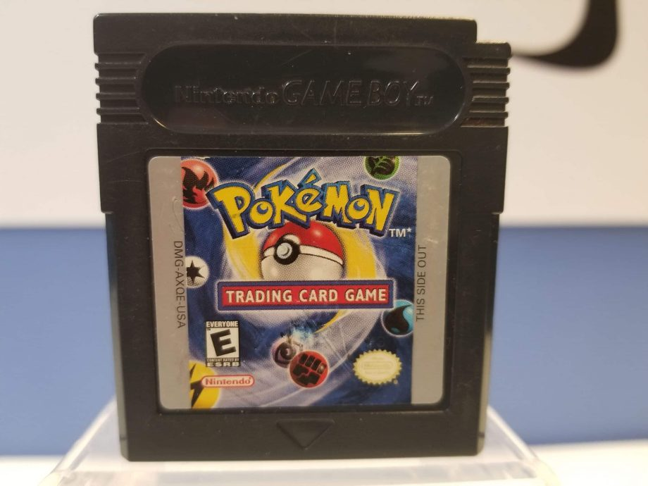 Pokemon Trading Card Game Front