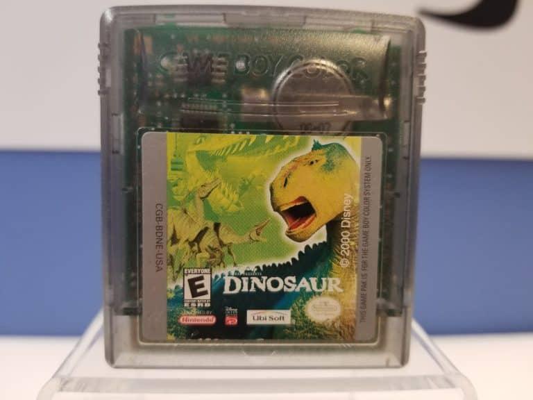 Disney's Dinosaur Front