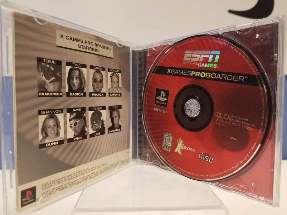 ESPN X Games ProBoarder Disc