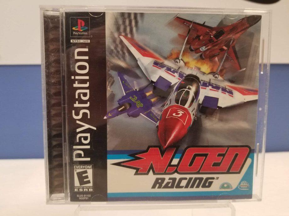 NGen Racing Front