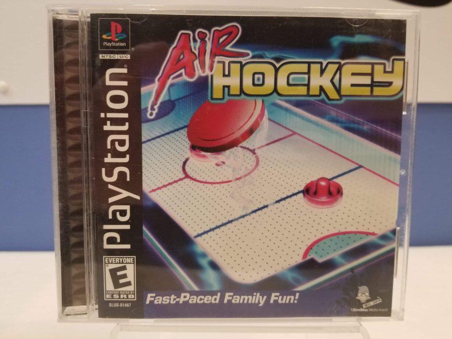 Air Hockey Front