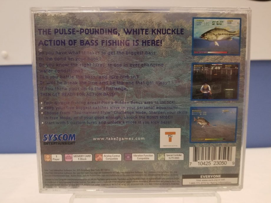 Action Bass Back