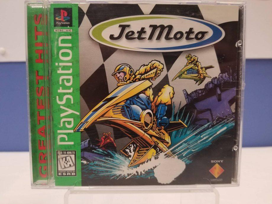 Jet Moto Front