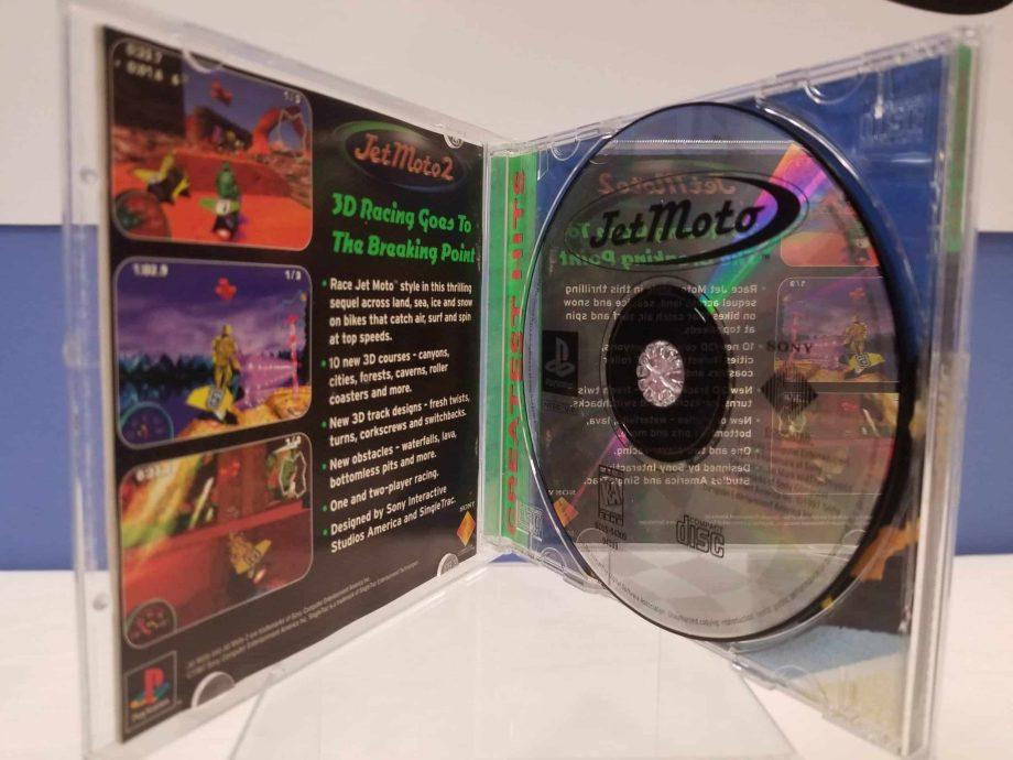 Jet Moto Disc