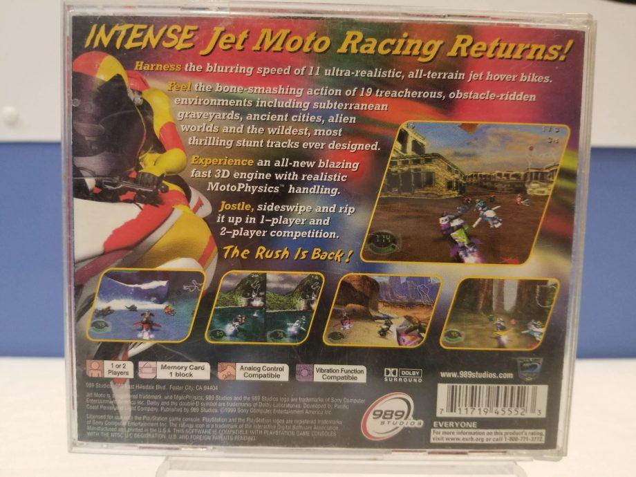 Jet Moto 3 Back