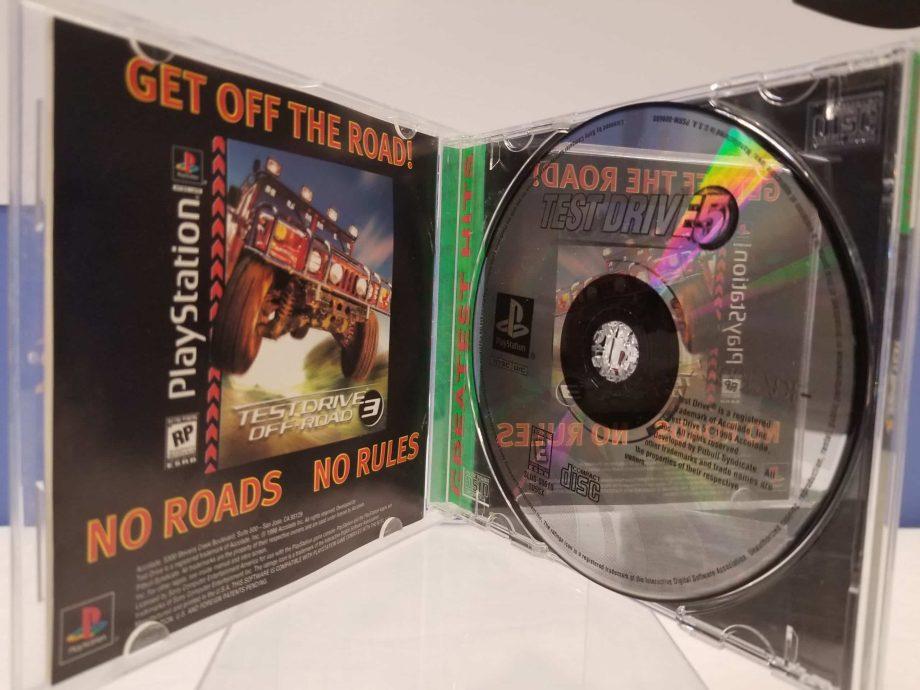 Test Drive 5 Disc