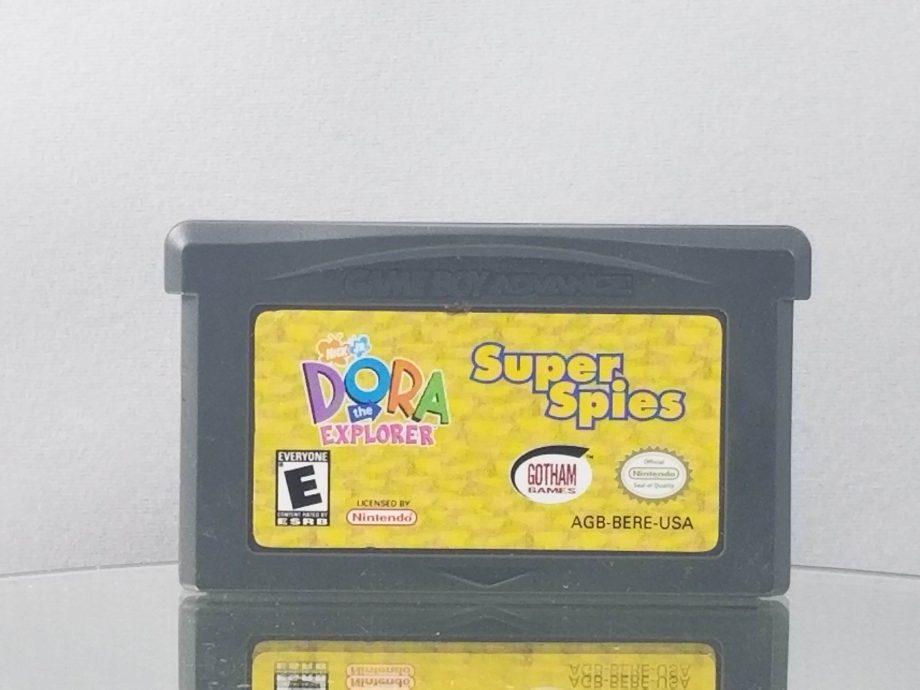 Dora The Explorer Super Spies