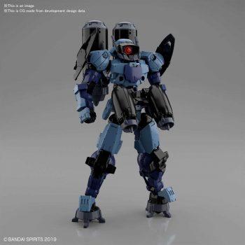 Portanova Marine Type Blue Gray Pose 1