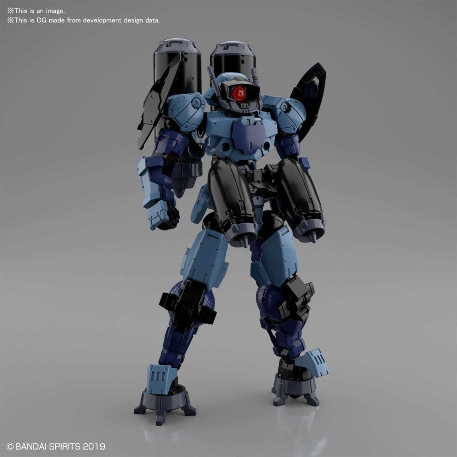 Portanova Marine Type Blue Gray Pose 1