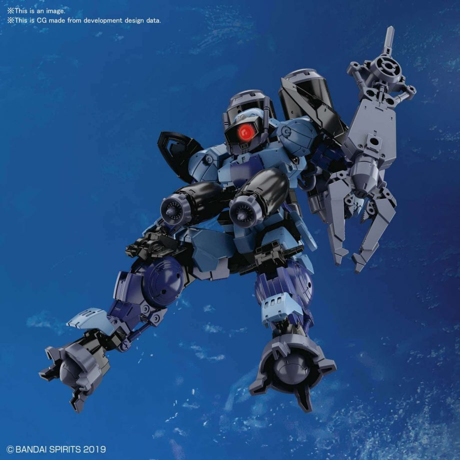 Portanova Marine Type Blue Gray Pose 2