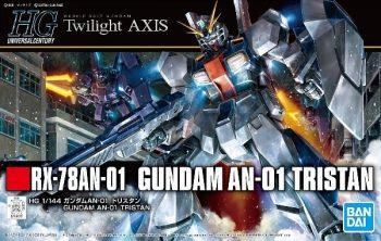 RX-78AN-01 Gundam AN-01 Tristan Box