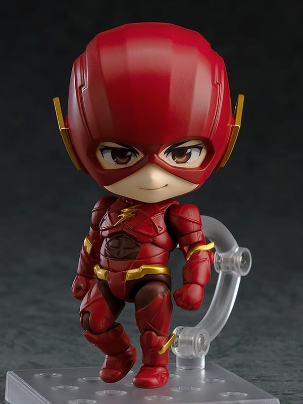 Flash Nendoroid Figure Pose 1
