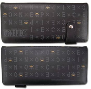 One Piece Pattern Wallet