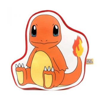Charmander Cushion Pose 1