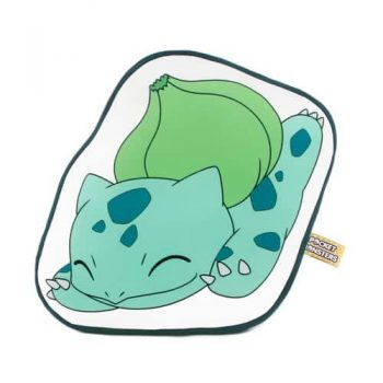 Bulbasaur Cushion Pose 1