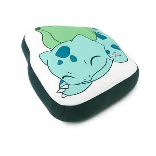 Bulbasaur Cushion Pose 2