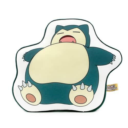 Snorlax Cushion Pose 1