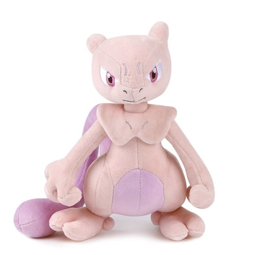 Mew Two Plushie Pose 1