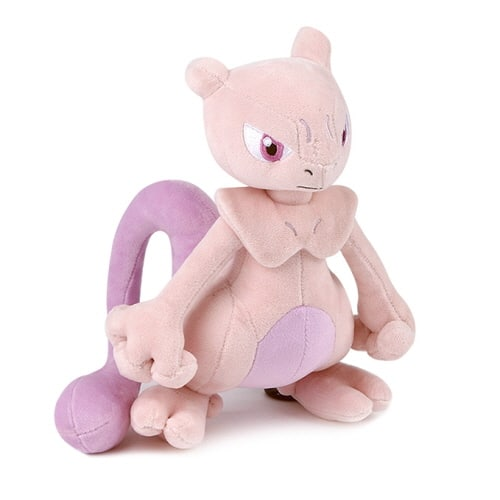 Mew Two Plushie Pose 2
