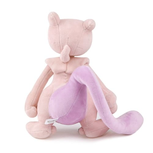 Mew Two Plushie Pose 3