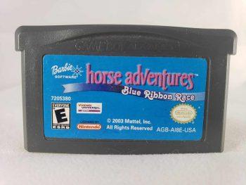 Barbie Horse Adventures Blue Ribbon Race