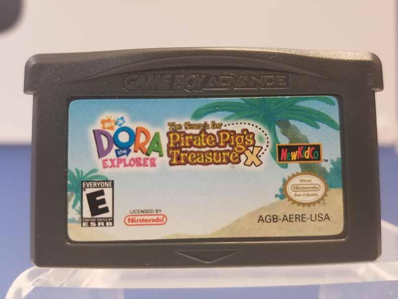 Dora The Explorer The Search For Pirate Pigs Treasure