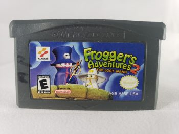 Froggers Adventures 2 Lost Wand