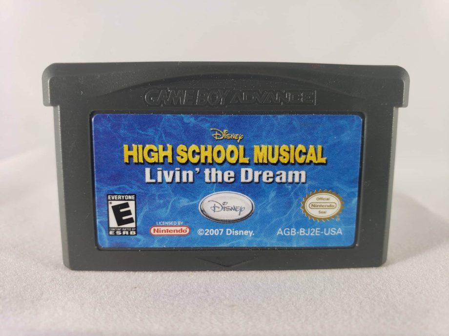 High School Musical Living the Dream