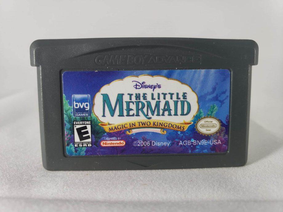 Little Mermaid Magic in Two Kingdoms