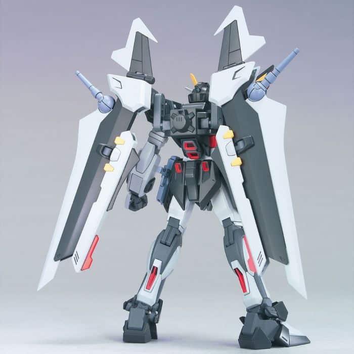 High Grade Strike Noir Gundam Pose 2