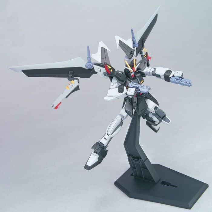 High Grade Strike Noir Gundam Pose 3