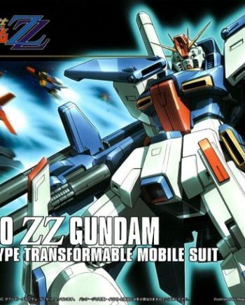 High Grade MSZ-010 ZZ Gundam Box