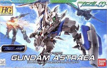 High Grade Gundam Astraea Box