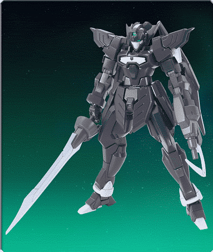 High Grade AGE G Xiphos Pose 1