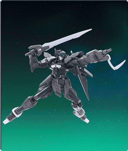 High Grade AGE G Xiphos Pose 3