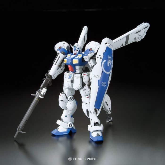RE/100 Gundam GP04G Gerbera Pose 1