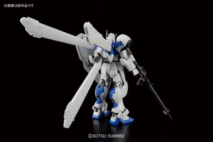 RE/100 Gundam GP04G Gerbera pose 2
