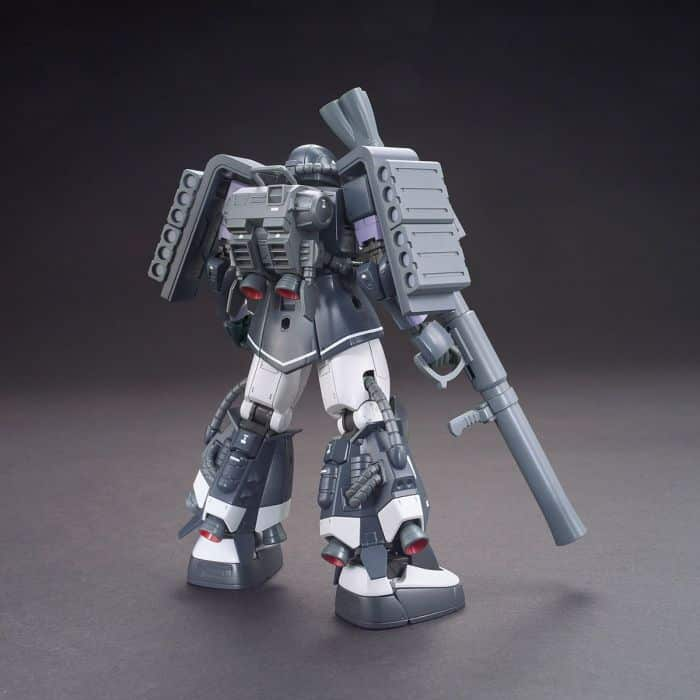 High Grade Zaku II High Mobility Type Gaia/MashPose 3