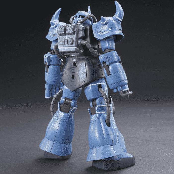 High Grade Prototype Gouf Tactical Demonstrator Pose 2