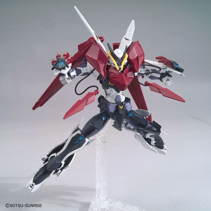 High Grade Load Astray Double Rebake Pose 2