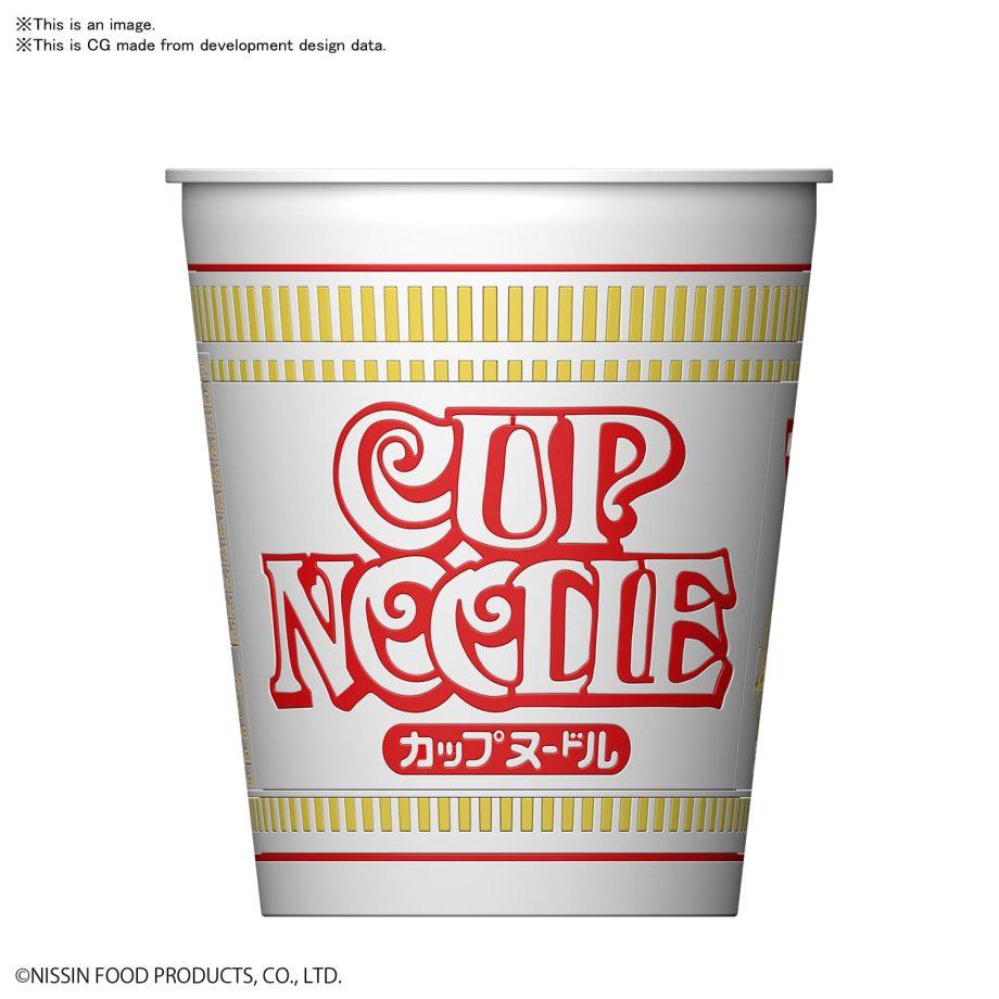 CUP NOODLE Kit Pose 14