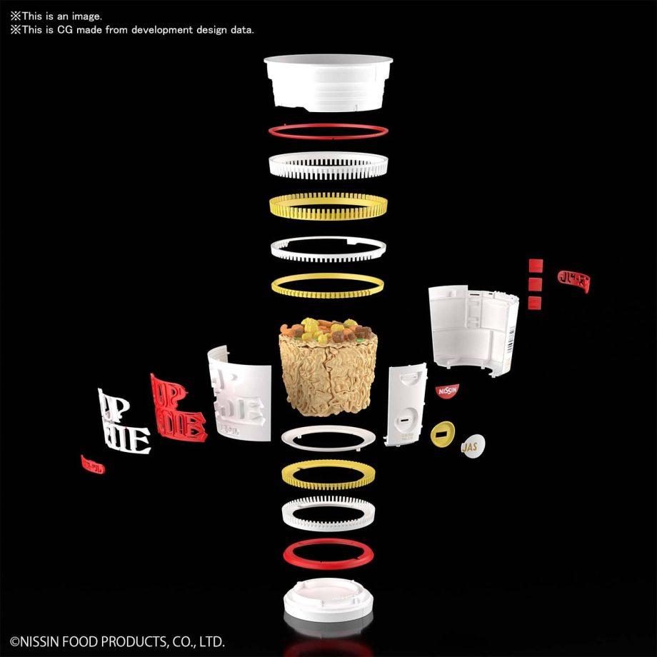 CUP NOODLE Kit Pose 3